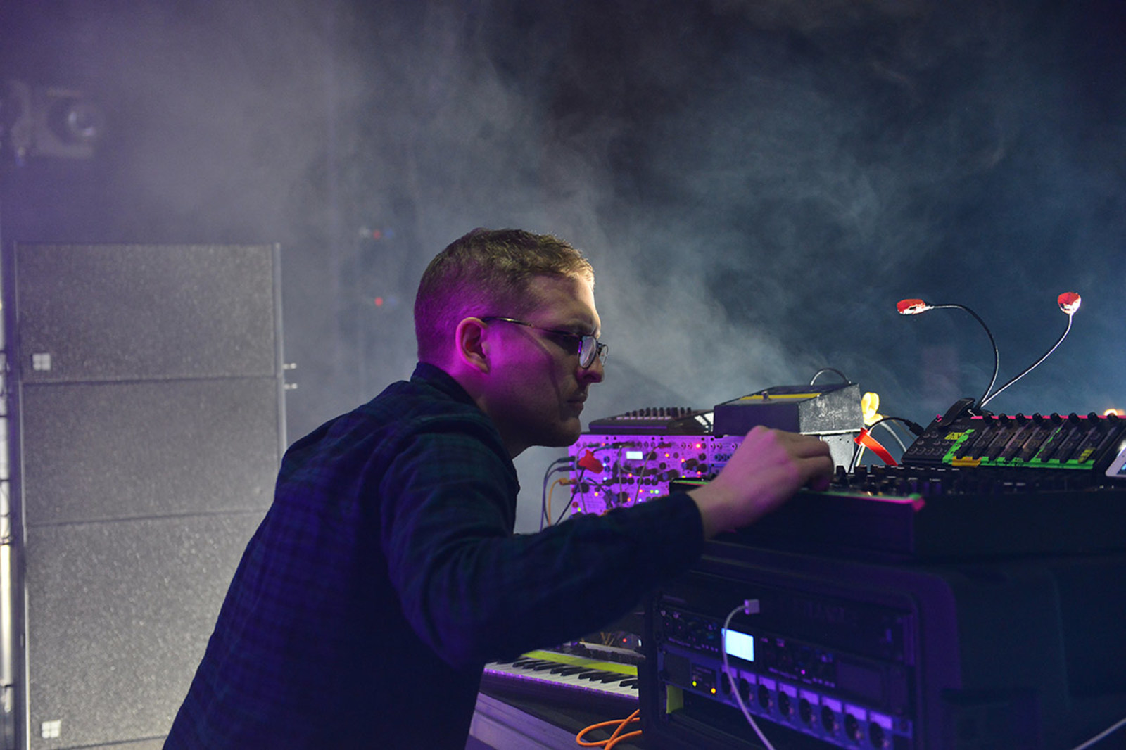 Floating Points - SonarClub - Sónar Istanbul 2017