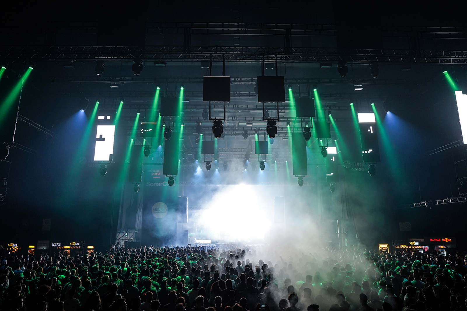 Sonar Festival 2020.First Names Sonar Istanbul 2020